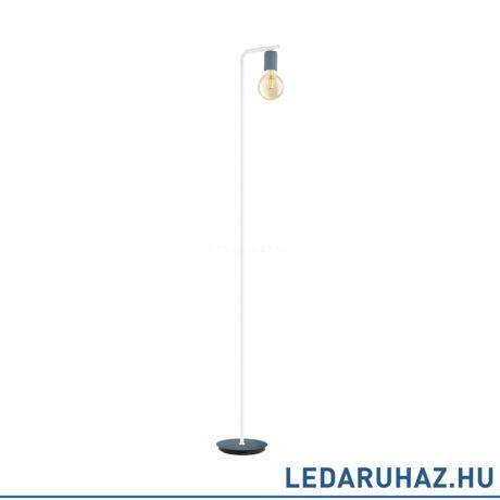EGLO 49124 ADRI-P Sötétkék állólámpa E27 foglalattal, 150 cm magas, 1x12W