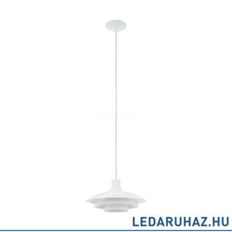 EGLO 96875 ALMOZAR Fehér függeszték E27 foglalattal, 35,5 cm átmérő, 60W