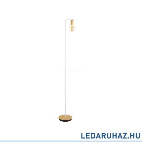 EGLO 96927 ADRI 2 Arany állólámpa, 21,5x150 cm, E27 foglalattal