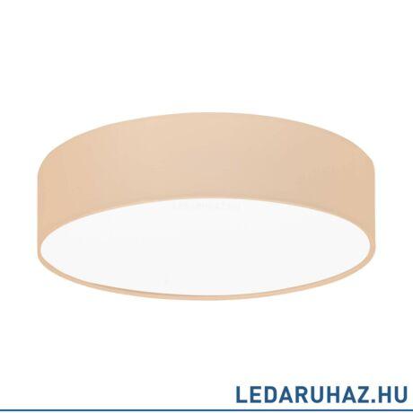 EGLO 97559 PASTERI-P Barackvirág színű mennyezeti lámpa E27 foglalattal, 38 cm átmérő, 1x40W