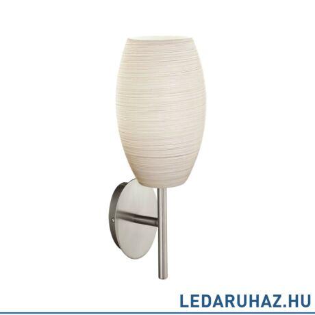EGLO 97588 BATISTA 3 Fehér fali lámpa E27 foglalattal, 12x34,5 cm, 1x40W