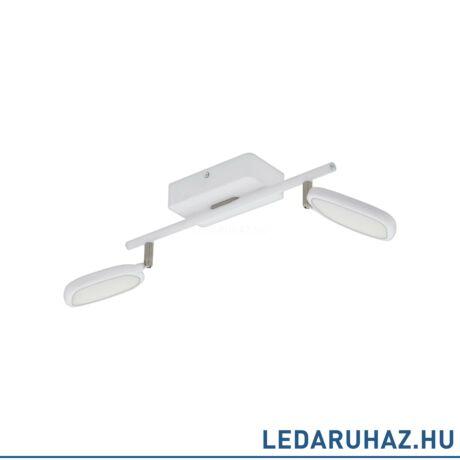 EGLO 97692 PALOMBARE-C Connect smart mennyezeti LED lámpa, RGBW, 36,5 cm hosszú, fehér, 2x5W, 2x600 lm