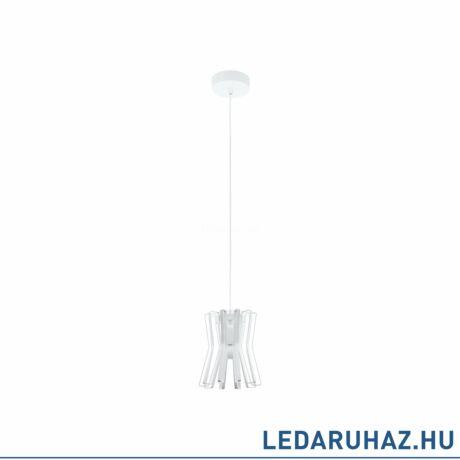 EGLO 97977 LOCUBIN Fehér függesztett lámpa, E27 foglalattal, 20cm átmérő, max. 1x40W