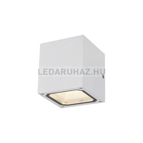 Kültéri, 2 irányú falra szerelhető lámpa 2xGX53 foglalat, fehér