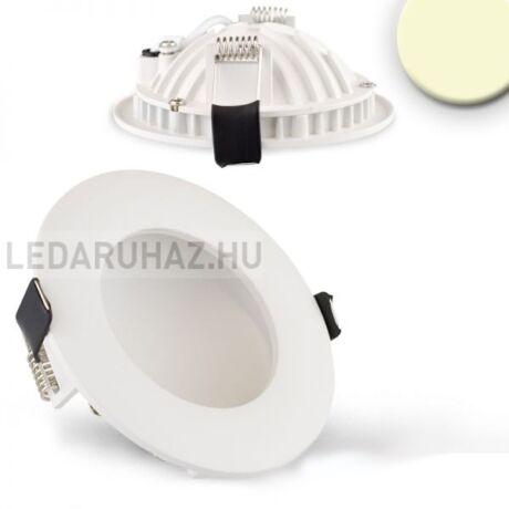 LED mélysugárzó 6W, LUNA, fényerőszabályozható, 2700K melegfehér, 295 lm (indirekt fény)