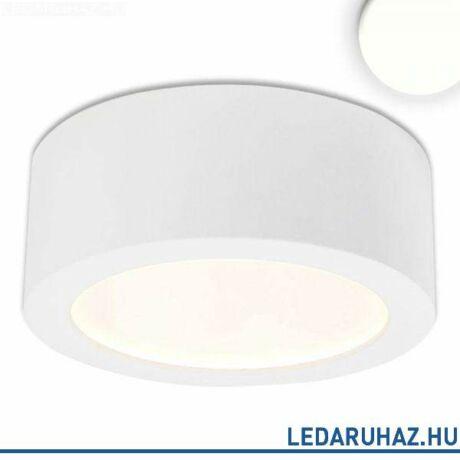LUNA mennyezeti lámpa indirekt fénnyel, 1050 lm, 18W, 4000 K természetes fehér