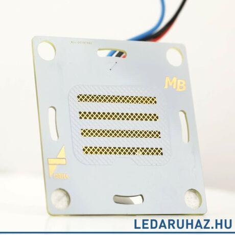 Material Button SB - 1 pólusú burkolat mögé szerelhető kapcsoló 12V/6A, NFC-vel programozható