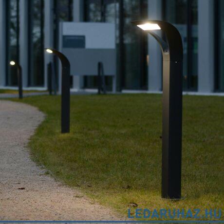 Lutec Anda kültéri állólámpa, 18W, 1040 lm, 4000K természetes fehér, IP65, antracit - 7225201118 - 2522S-800 gr