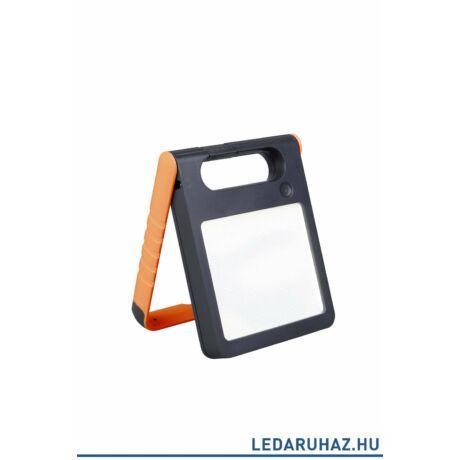 Lutec Padlight szolár hordozható asztali lámpa, 4W, 200 lm, 4000K természetes fehér, IP44, narancs - 6907701340 - P9077 or