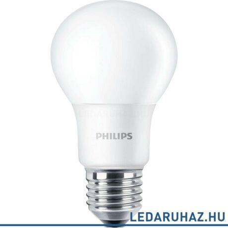 Philips CorePro 8W E27 LED fényforrás, 806 lm, 2700K melegfehér