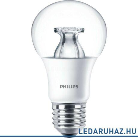 Philips MASTER 8,5W E27 LED fényforrás, 806 lm, 2700-2200K (Dimtone), fényerőszabályozható