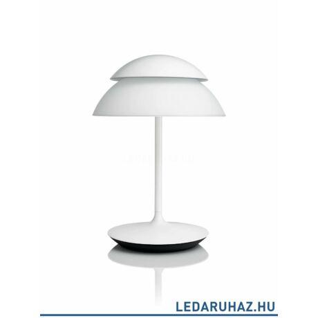 Philips Hue Beyond asztali  LED lámpa 2x4.5W, LightDuo 2 db. független RGB LED fényforrás, 7120231PH