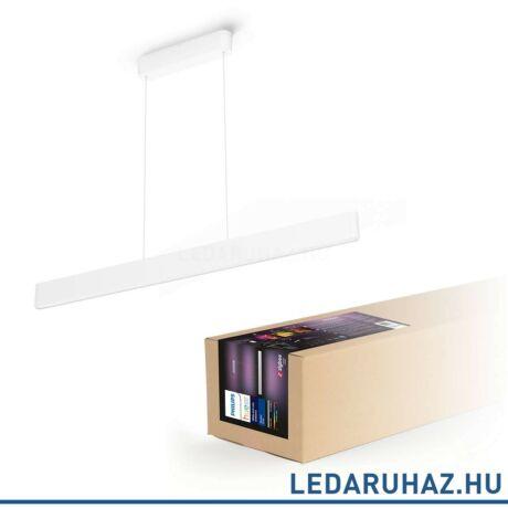Philips Hue Ensis LED függeszték, 2x39W, 24V, IP20, 2000-6500K, 4090331P7