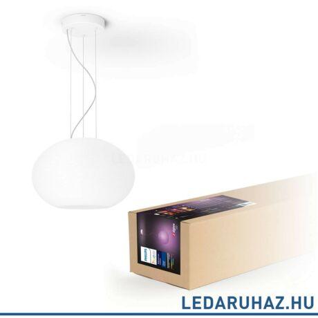 Philips Hue Flourish LED függeszték, fehér, 31W, 24V, IP20, 2000-6500K, 4090631P7