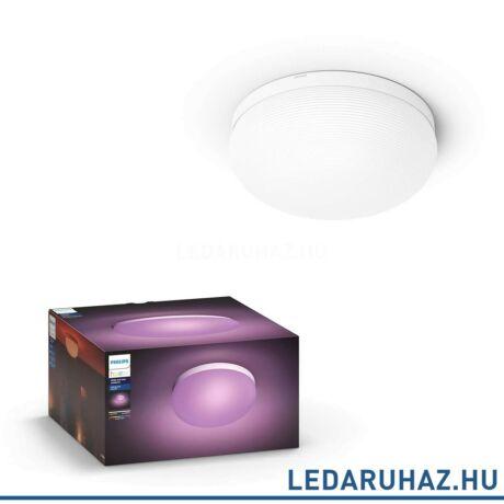 Philips Hue Flourish LED mennyezeti lámpa, fehér, 9.532W, 24V, IP20, 2000-6500K, 4090431P7