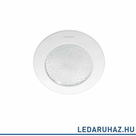 Philips Hue Phoenix süllyesztett LED lámpa, 5W, változtatható színhőmérsékletű fehér - Tunable white, 3115531PH