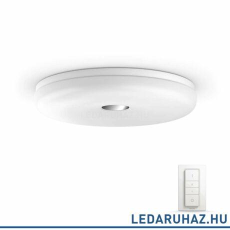 Philips Hue Struana mennyezeti lámpa, fehér, 32W, 2400 lm, változtatható színhőmérséklet 2200-6500K, IP44, 33064/31/P7