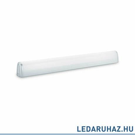 Philips Volga fali LED lámpa, fehér, beépített LED, 3000K melegfehér, 11W, 3116699P1