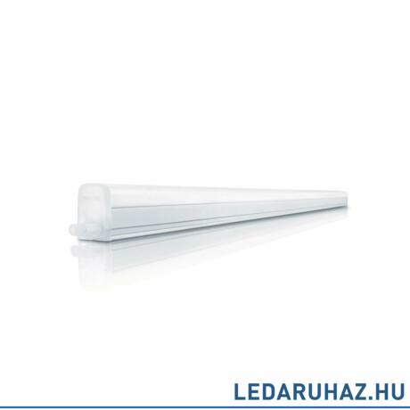 Philips Trunklinea LED pultvilágító, fehér, beépített LED, 4000K természetes fehér, 12,4W, 118,6 cm hosszú, 3123331P3
