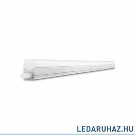 Philips Trunklinea LED pultvilágító, fehér, beépített LED, 4000K természetes fehér, 8,3W, 88,6 cm hosszú, 3123431P3