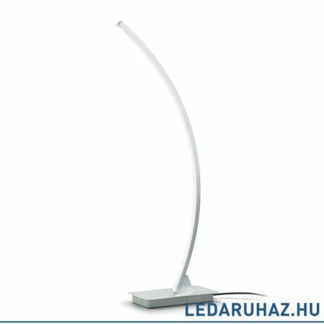 Philips Hexagon alumínium LED asztali lámpa, beépített LED, 1x10W, 61,5 cm magas, 3892117P1