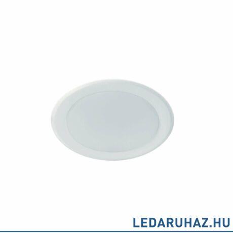 Philips Meson fehér süllyeszthető mennyezeti LED lámpa, beépített LED, 3000K melegfehér, 1x3,5W, 9,5 cm átmérő, 5920031P1