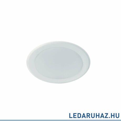 Philips Meson fehér süllyeszthető mennyezeti LED lámpa, beépített LED, 4000K természetes fehér, 1x7W, 12 cm átmérő, 5920231P3
