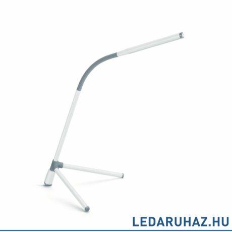 Philips Geometry fehér asztali LED lámpa, beépített LED, 1x2,6W, 39,6 cm magas, 660463116