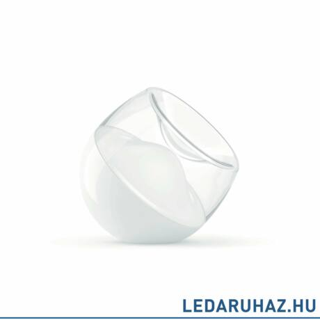 Philips Berry fehér hordozható LED hangulatfény, beépített LED, 1x3W, 7010531P6
