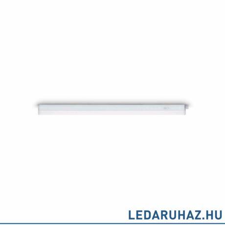 Philips Linear LED pultvilágító, beépített LED, fehér, 2700K melegfehér, 9W, 54,8 cm hosszú, 850863116