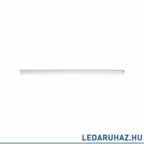Philips Linear LED pultvilágító, beépített LED, fehér, 2700K melegfehér, 18W, 112,4 cm hosszú, 850873116