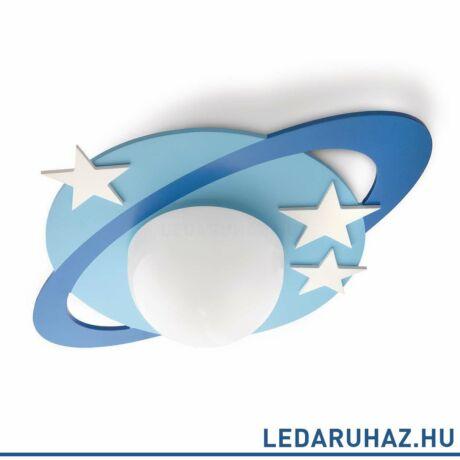 Philips Cronos kék csillagos mennyezeti lámpa, E27 foglalattal, 305013516