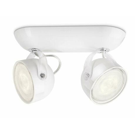 Philips Dyna mennyezeti LED lámpa, fehér, 2x4W, 532323116