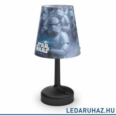 Star Wars asztali LED lámpa - Stormtrooper - rohamosztagos, hordozható, elemes, 210 lm,, 717963016