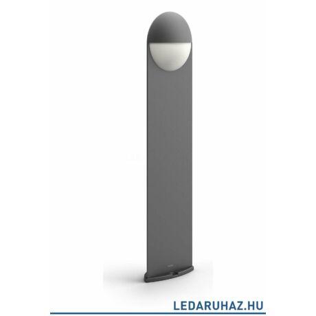 Philips Capricorn kültéri álló LED lámpa, antracitszürke, 1 x 6W, 600 lm, 2700K melegfehér, 770 mm magas, 164589316