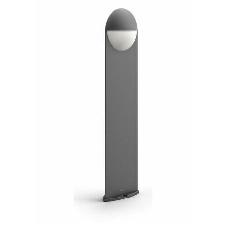 Philips Capricorn antracit LED állólámpa, 4000K természetes fehér, 1x6W, 77 cm magas, 1645893P3