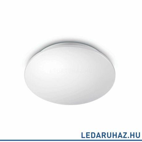 Philips Parasail fehér fürdőszobai mennyezeti LED lámpa, beépített LED, 1x16W, IP44, 32 cm átmérő, 3434431P0