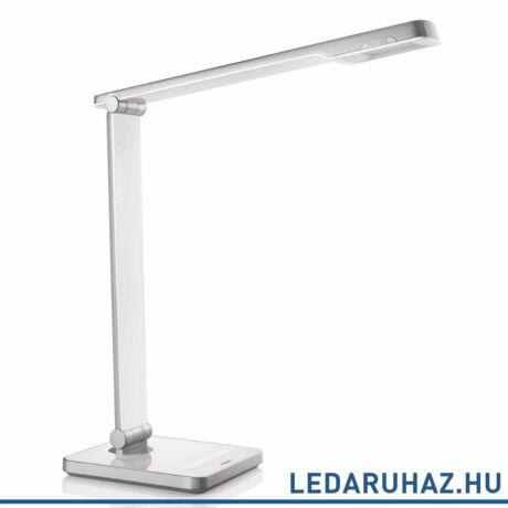 Philips Caliper fehér asztali LED lámpa, beépített LED, 1x6W, 41,7 cm magas, 716663116
