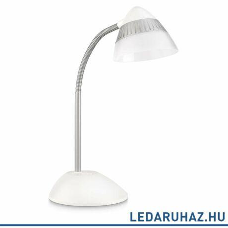 Philips Cap asztali LED lámpa, fehér, beépített LED, 1x3.6W, 4000K természetes fehér, 37 cm magas, 700233116