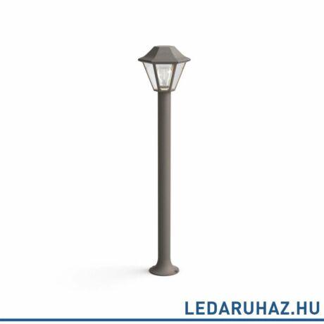 Philips Curassow kültéri álló lámpa, barna, E27 foglalat, 900 mm magas
