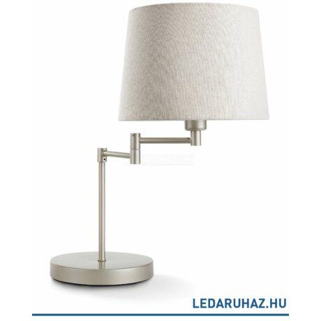 Philips Donne krém asztali lámpa E27 foglalattal - 3613238E7
