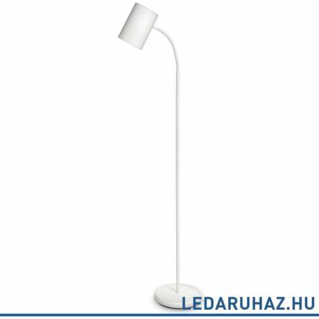 Philips Himroo fehér állólámpa E27 foglalattal, max.60W, 142 cm magas