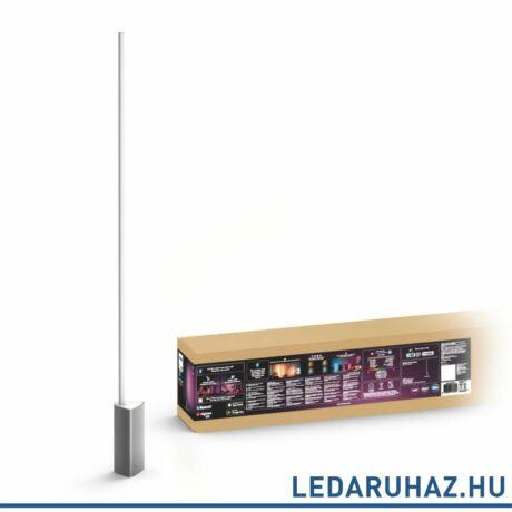 Philips Hue Signe LED állólámpa, alumínium, 32W, RGBW, 2500 lm, 4080248P9, Bluetooth+Zigbee