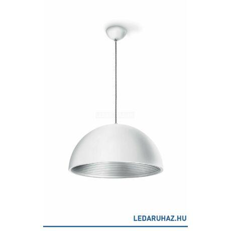Philips Lirio Breton fehér függesztett lámpa E27 foglalattal - 3616731E7