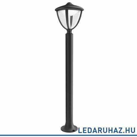 Philips Robin kültéri álló LED lámpa, fekete, 1x4.5W, 430 lm, 2700K melegfehér, 855 mm magas, 154733016