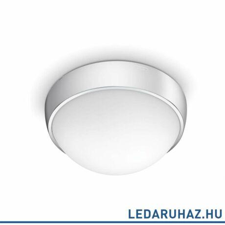 Philips Waterlily króm LED mennyezeti lámpa, 1x8W, beépített LED, 23,6 cm átmérő, 3304411P0