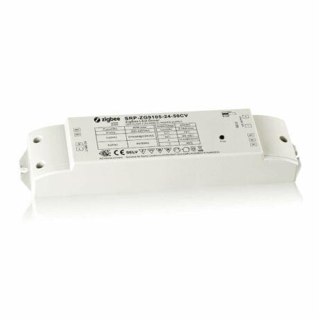 Zigbee 3.0 230V/24V 50W LED szalag fényerőszabályzó,  Philips Hue rendszerhez, Apple HomeKit, TouchLink