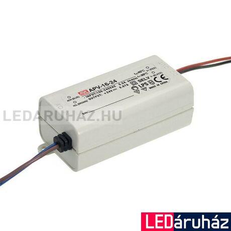 24V LED tápegység Mean Well APV-16-24