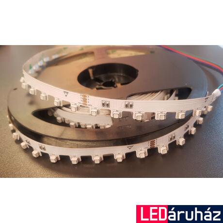RGB élvilágító hajlítható LED szalag, 24V 3535, beltéri, 70LED/m
