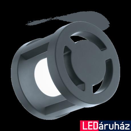 EGLO 97251 GISOLA kültéri fali LED lámpa, antracit